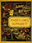 Walter Crane - Cover of Baby's Own Alphabet - 1875 {JPEG}