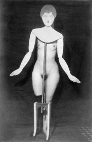 Man Ray - The coat-stand (porte manteau) - 1920 - 40,4x26,9cm