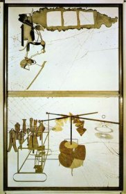 Marcel Duchamp - Le grand Verre - 1915-23