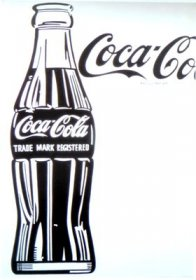 Andy Warhol - Grand Coca Cola - 1962 - 208,3x144,8cm