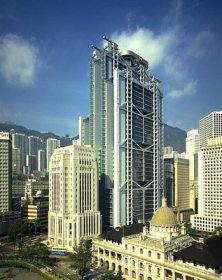 techno-architecture - foster and partners - hong kong and shangai bank - (...)