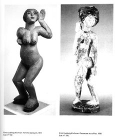 sculptures expressionnistes