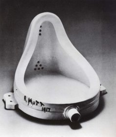Marcel Duchamp - Fontaine - 1917