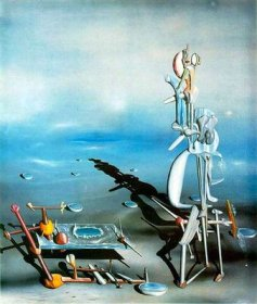 Yves Tanguy - Divisibilité infinie - 1942
