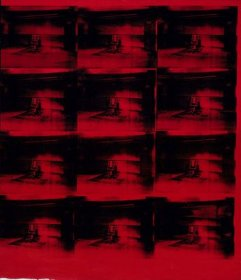 Andy Warhol - Electric Chair - 1966