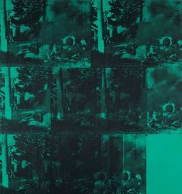 Andy Warhol - Green Car Crash - 1963