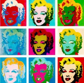 Andy Warhol - Marilyn - 1962