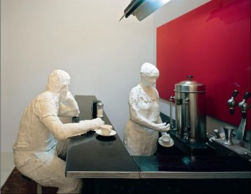 George Segal - the diner - 1964.66