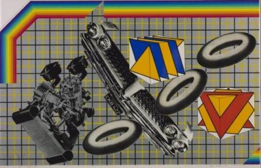 Peter Phillips - PNEUmatics - 1968 - 59,1x94cm